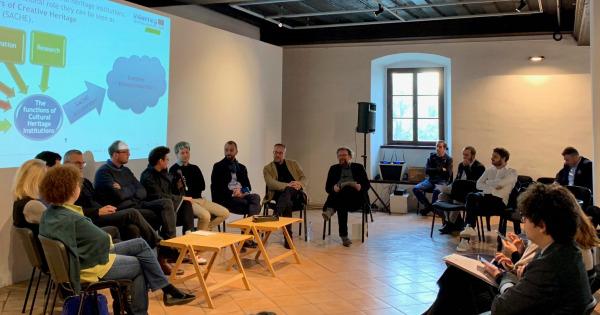 Posvet: Pospeševanje kreativnih industrij v kulturnih prostorih