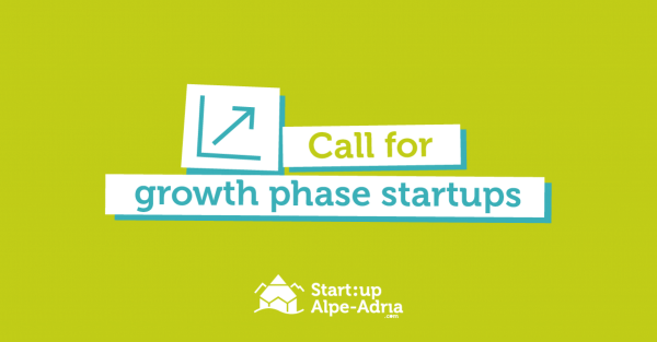 Start:up Alpe Adria Open Call for Growth-stage Startups