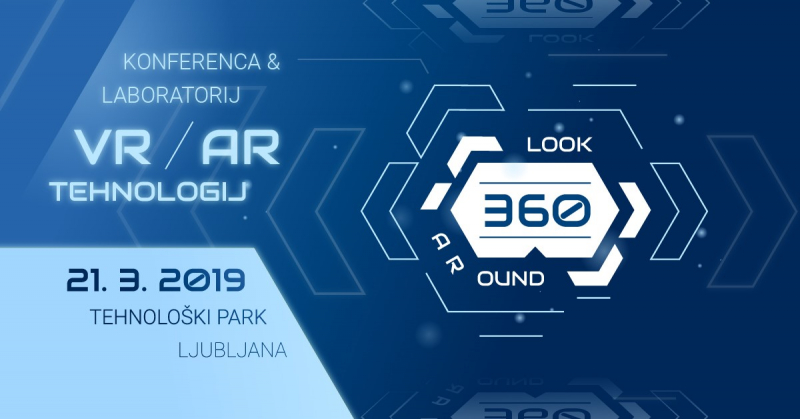 LOOK AROUND 360