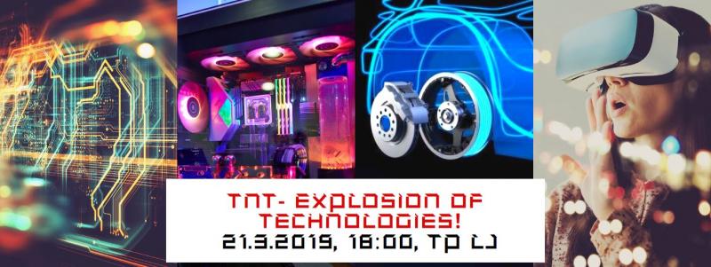 TnT - Eksplozija tehnologij!