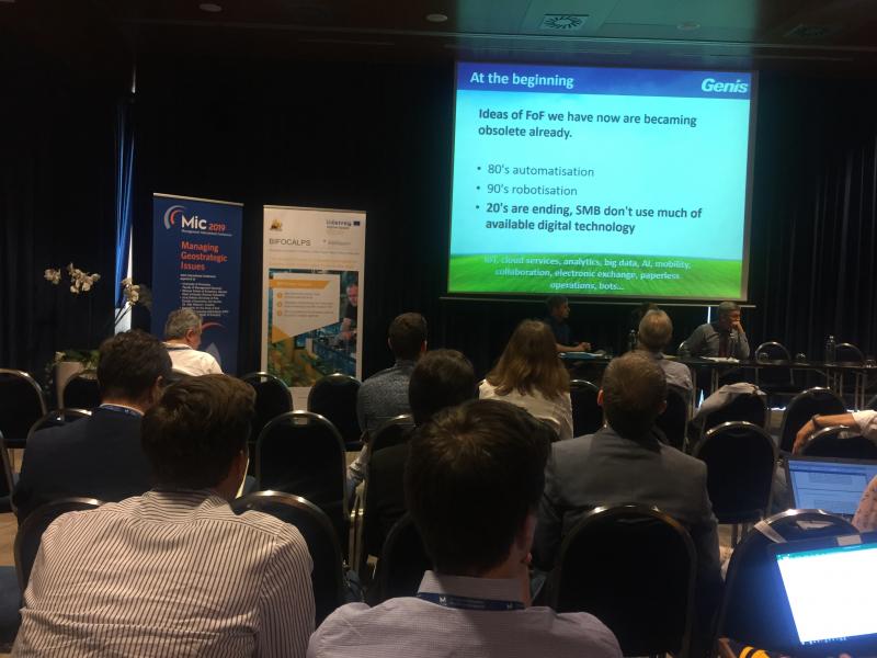 Mednarodna konferenca BIFOCAlps - Razvoj politik tovarn prihodnosti
