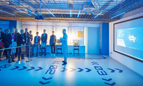 Sporočilo za javnost: Konferenca in laboratorij VR-AR tehnologij