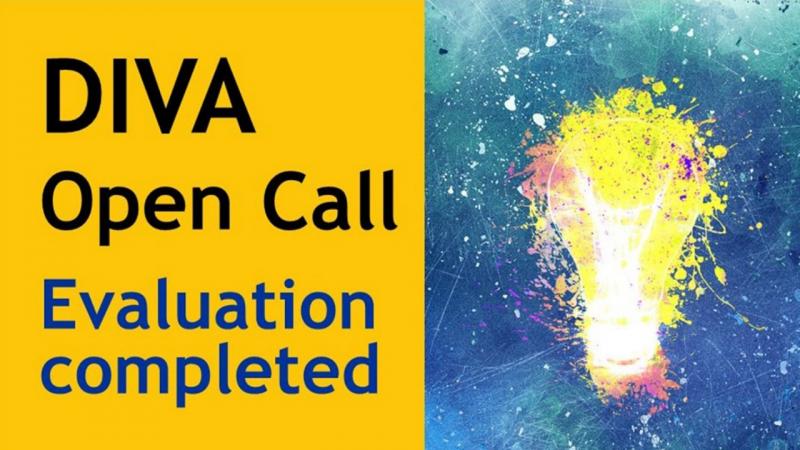 Znani so finalisti razpisa DIVA Open Call