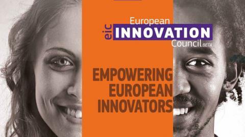 EIC - Podpora inovatorjem s prebojnimi in tržnimi inovacijami