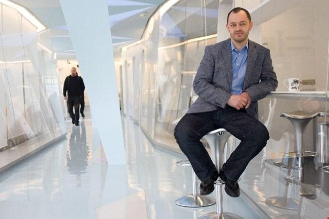 Knapp entered the ownership of Slovene company Epilog