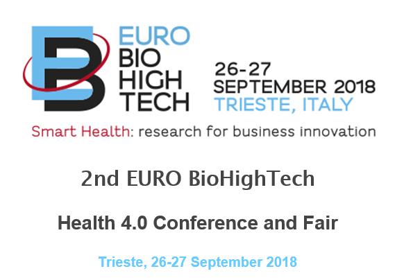 Euro Bio High Tech 2018