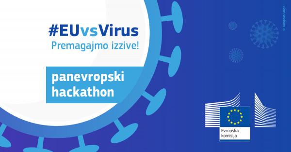Prvi panevropski hackathon #EUvsVirus