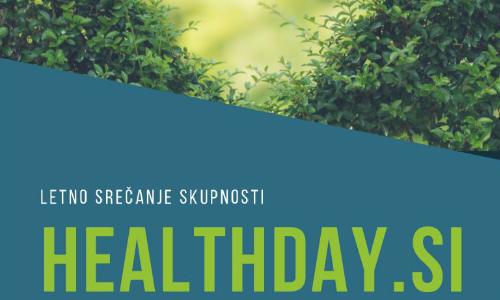 Konferenca HealthDay.si 2018: Financiranje inovacij v zdravstvu