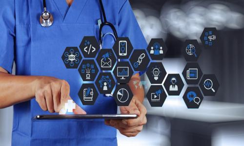Aktualnosti digitalnega zdravstva