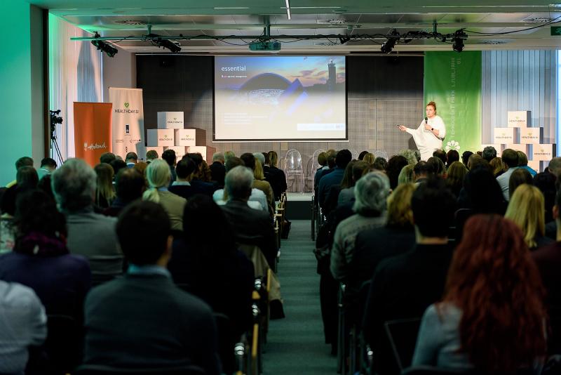 Najava konference HealthDay.si 2019