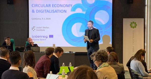 Digitalna transformacija je predpogoj za delovanje krožnega gospodarstva