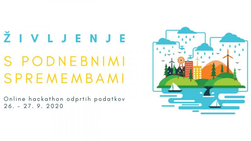Hackathon: Življenje s podnebnimi spremembami