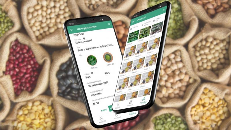 Vrtnarska aplikacija Posadi.si – najenostavnejši priročnik za delo na vrtu