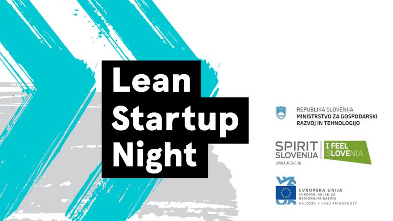 Lean Startup Night Slovenia