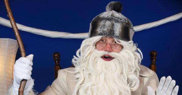 Dedek Mraz prihaja v Tehnološki park Ljubljana