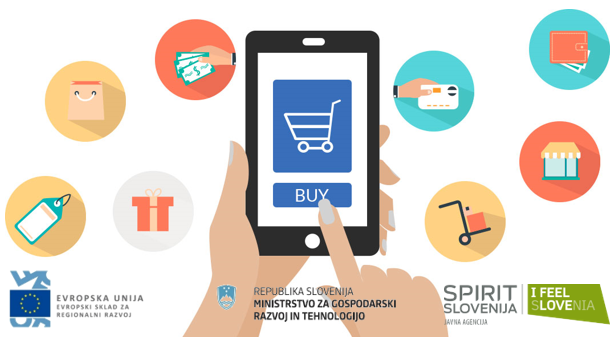 Do uspešne spletne trgovine v 5 korakih!