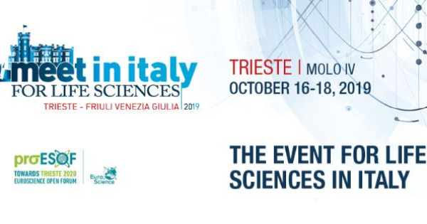 Konferenca Meet in Italy for Life Sciences 2019
