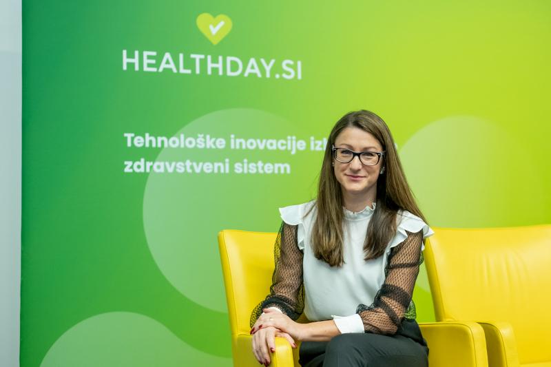 Spoznajte našo ekipo: Mojca Cvirn povezuje vire in vsebine za razvoj digitalne zdravstvene skupnosti