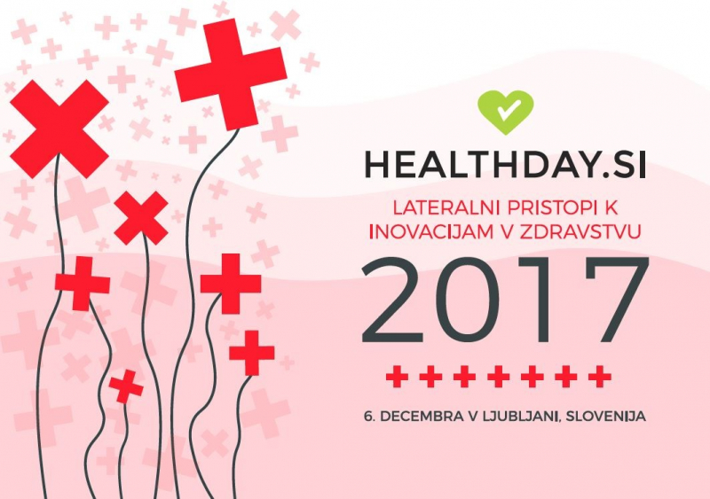 HealthDay.si Conference: Lateral Approaches to Innovation in Healthcare
