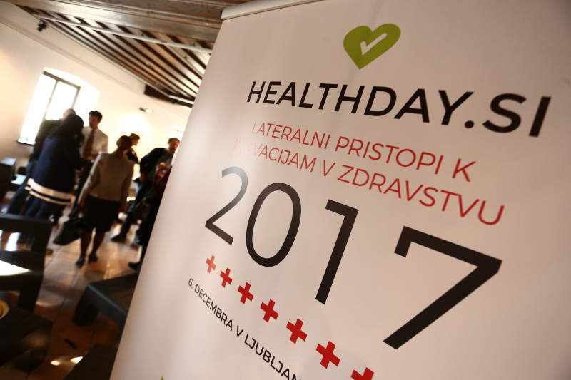 Utrinki s konference o digitalnem zdravju: HealthDay.si 2017