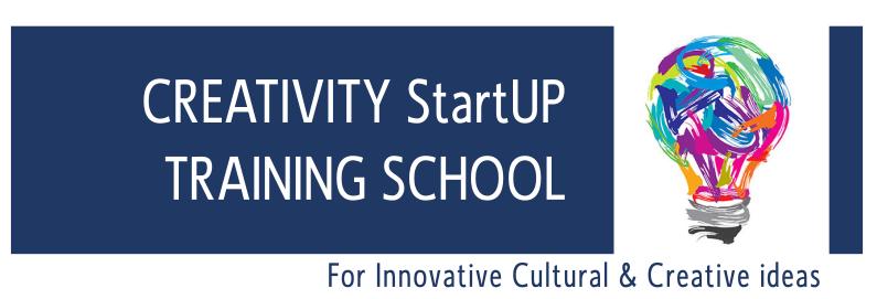 StartUP šola za kreativne projekte