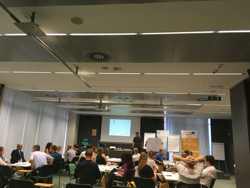 Things+  Train-the-trainer workshop on Servitization