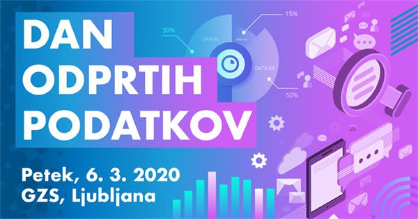 Dan odprtih podatkov z otvoritvijo Stičišča odprtih podatkov Slovenije