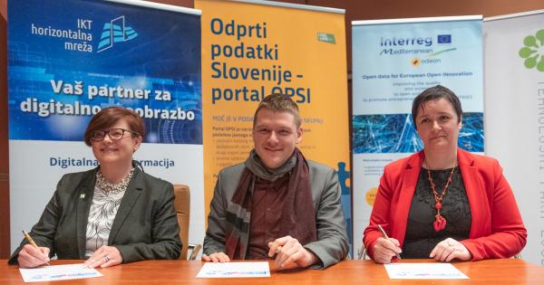 Ob Dnevu odprtih podatkov ustanovili stičišče odprtih podatkov Slovenije