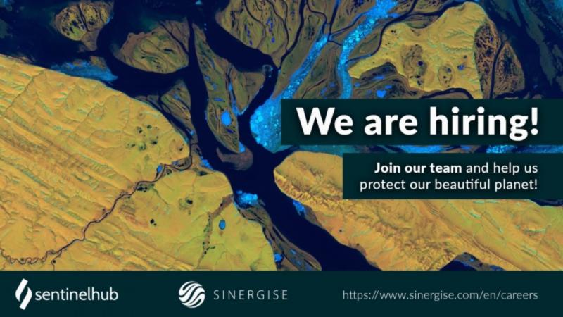 Sinergise hitro raste, išče okrepitve in pomaga pri podnebnih spremembah