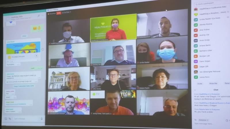 Za nami je že 7. mednarodna konferenca o digitalnem zdravju Healthday.si
