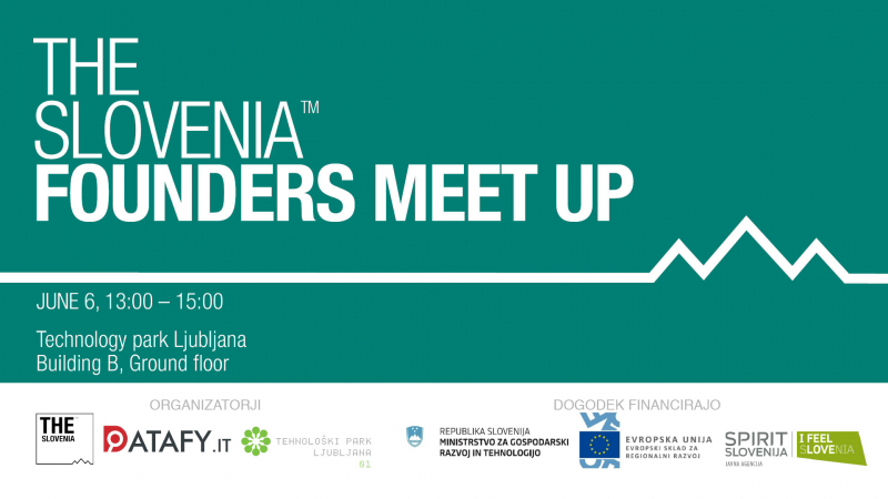 The Slovenia Founders Meet up Barbecue