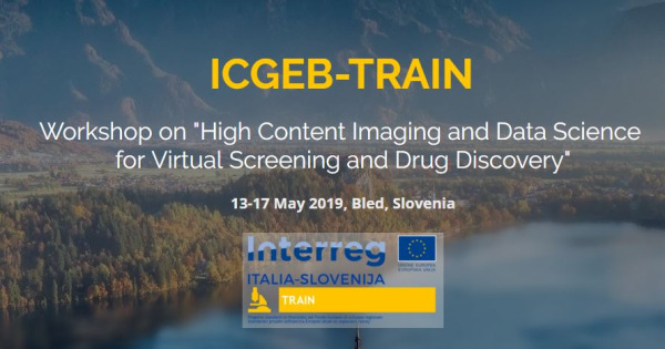 "Workshop on ""High Content Imaging and Data Science for Virtual Screening and Drug Discovery"""