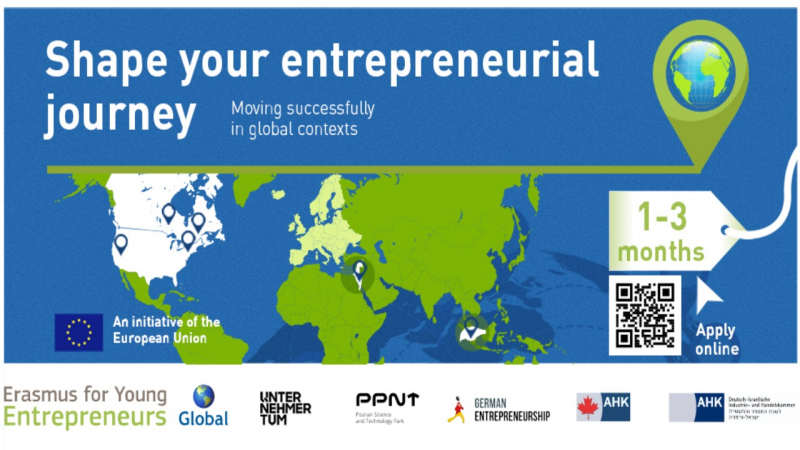 Erasmus for Young Entrepreneurs GLOBAL