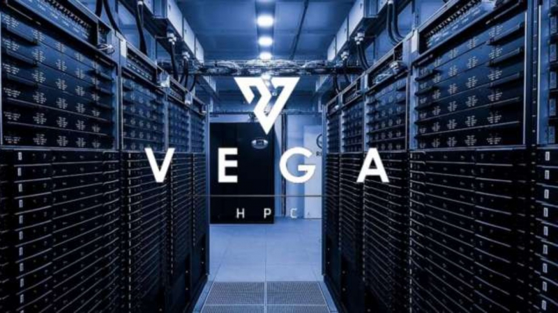 Slovenia becomes computing superpower with Supercomputer Vega