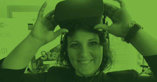Spoznajte našo ekipo: Vera Nunić, bolj kot podjetniških veščin podjetja uči sprememb v razmišljanju.