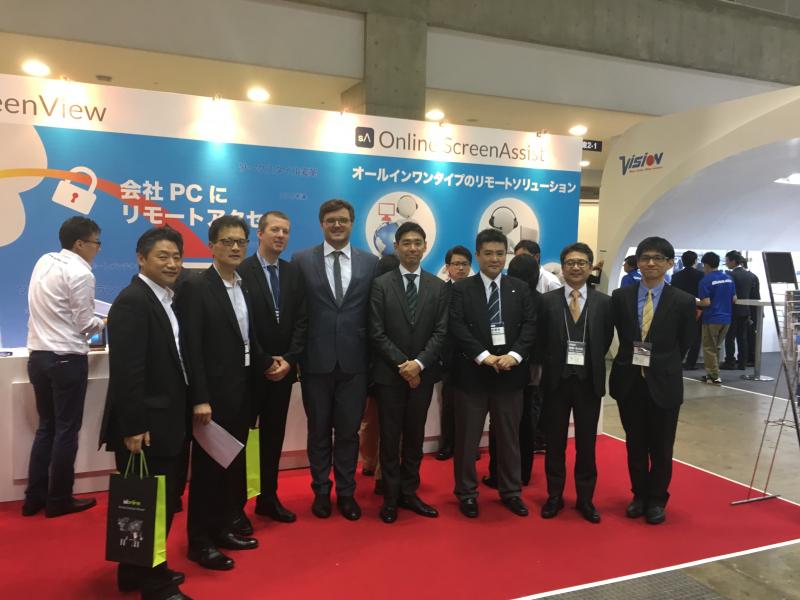 XLAB na sejmu Japan IT Week oznanil partnerstvo z japonsko družbo Santec Corporation in lansiral novo blagovno znamko