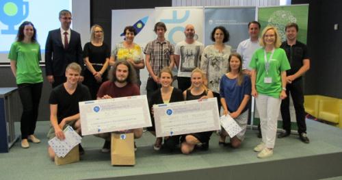 BEVO in Waste into treasure finalista ClimateLaunchpad