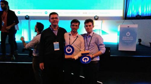 Naš član Feelif prejel nagrado za socialno inovacijo 2017