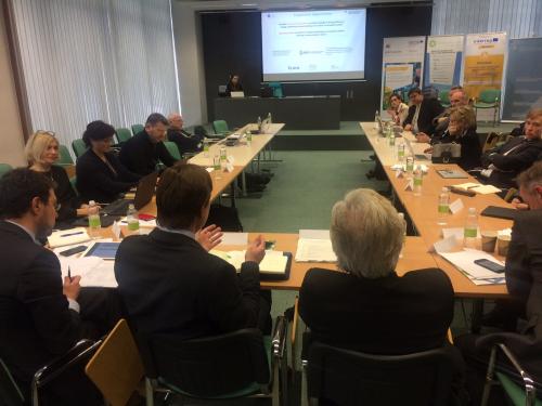 V Tehnološkem parku Ljubljana je potekal »Industrial Partnering Meeting«