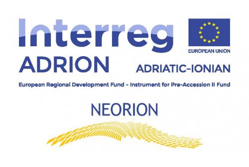 NEORION: Vzpostavitev odprtega inovacijskega sistema Jadransko-jonske regije