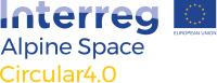 Interreg Alpine Space Circular4.0 - Digitalne tehnologije, ki omogočajo spodbujanje prehoda majhnih in srednjih podjetij na krožno gospodarstvo na območju Alp