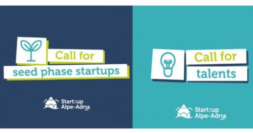 Na voljo sta razpisa za podjetniške talente in start-upe. Pridobite si vavčer v višini 1.000€!